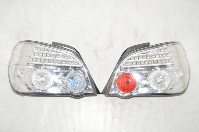 JDM Subaru Aftermarket Version 8 / 9 Left & Right Tail Light Assembly for Sale