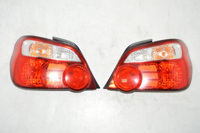 Version 8 JDM 2004-2007 Used Tail Light Assembly for Sale (Left & Right)