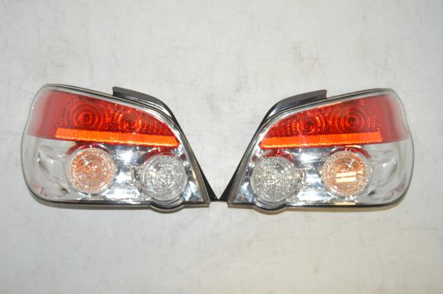 Used Version 9 GDB GDA Rear JDM Left & Right Tail Light Assembly for Sale