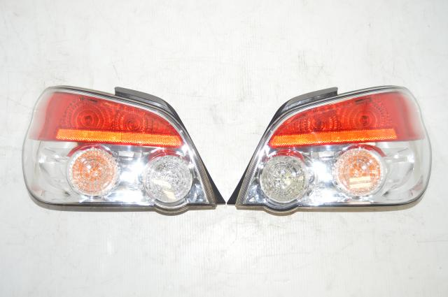 JDM WRX STi Version 9 06-07 Rear Tail Light Assembly for Sale