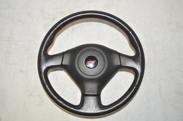 Subaru Version 9 2002-2007 JDM WRX STi Steering Wheel for Sale
