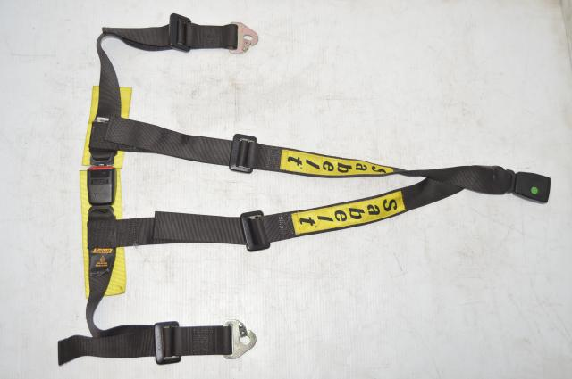 JDM Genuine SABELT Racing Bucket Seat Vehicle Safety Harness Assembly for Sale