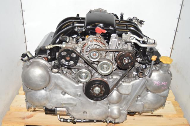 Used JDM H6 3.0L EZ30R AVCS Legacy 2003-2004 Engine Swap for Sale