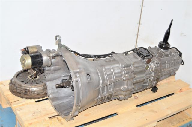 Used Nissan BNR32 GTR Transmission 5MT Replacement for Sale with Clutch 1989-1992 R32 RB26DETT AWD Skyline