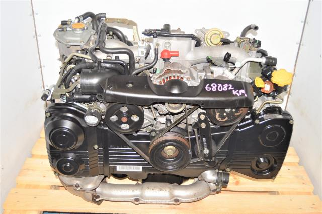 Used Subaru WRX 2002-2005 GDA AVCS TD04 Turbocharged EJ205 AVCS Engine