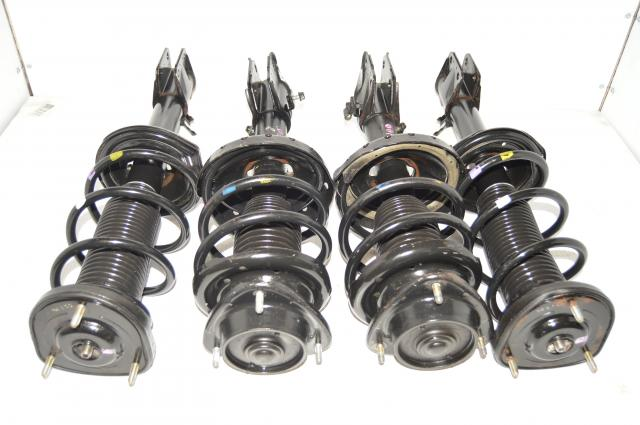 Used Subaru Impreza STi Big Shaft 5x100 Suspension Kit for Sale