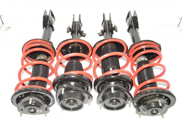 Used JDM Vesion 7 5x100 2002-2003 Suspensions with Aftermarket Red Springs