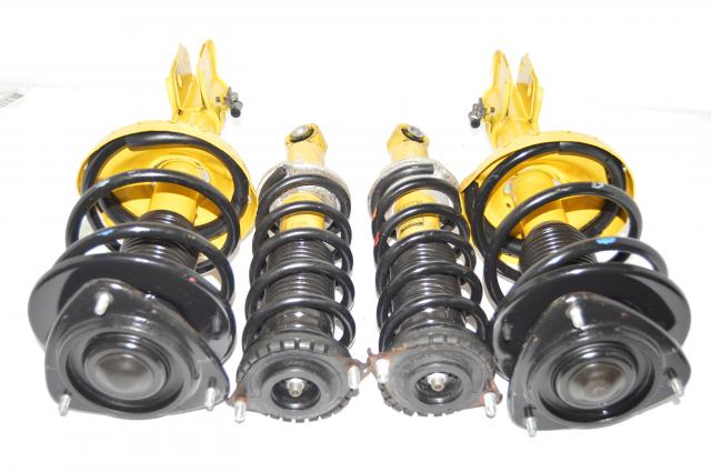 Used Subaru Legacy GT BH5 BP5 Yellow Bilstein Suspensions for Sale