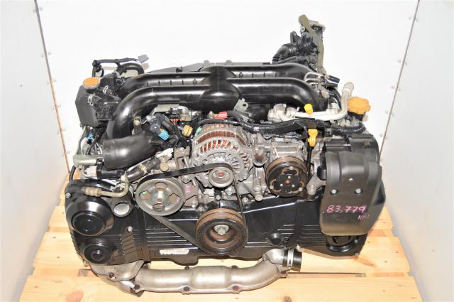 JDM WRX 2.0L 2006+ Dual AVCS EJ205 Replacement DOHC Replacement Engine Swap for Sale, also fits Forester XT 2006-2013 , Legacy GT 2005-2009