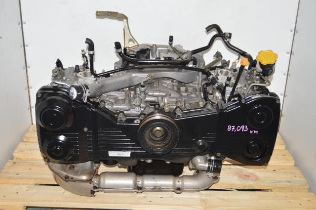WRX 2002-2005 JDM AVCS 2.0L GDA Long Block 2.0L Replacement Engine for Sale