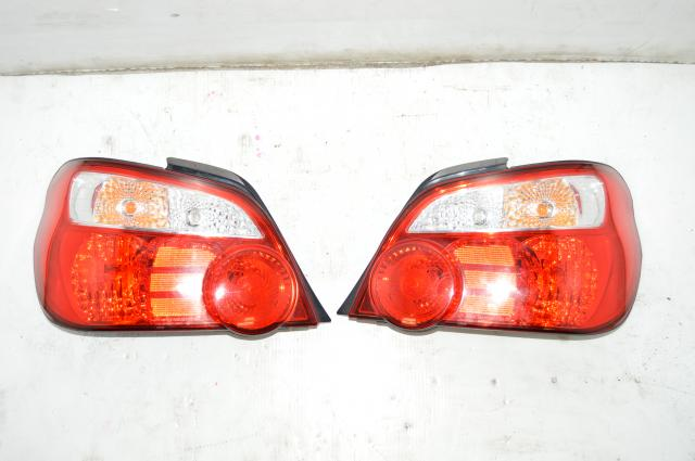 Subaru Version 8 JDM 2004-2007 Used Tail Light Assembly for Sale (L&R)
