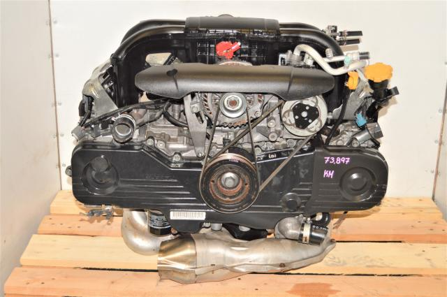 JDM Subaru 2.5L SOHC NA EJ253 AVLS 2009-2012 Impreza, Legacy & Forester Replacement Low Mileage EGR Engine for Sale