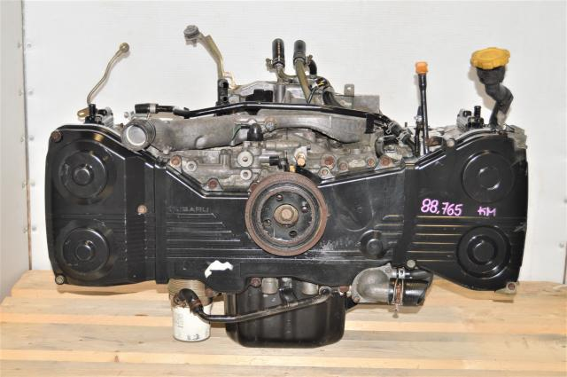 JDM Subaru WRX 2002-2005 GDA Replacement DOHC 2.0L Long Block Engine Swap for Sale