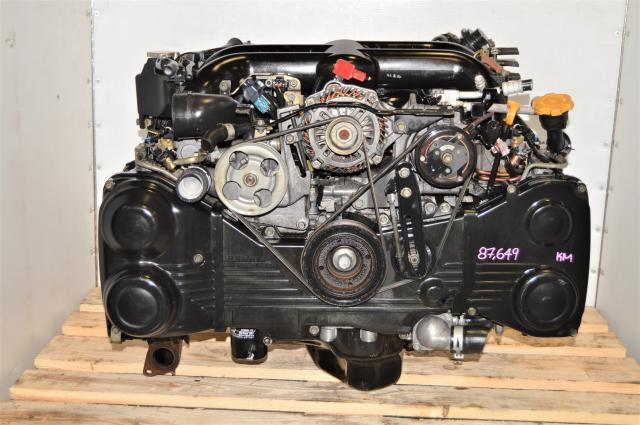 Used Subaru Legacy GT EJ20X 2004-2005 Replacement Dual-AVCS 2.0L Engine for Sale