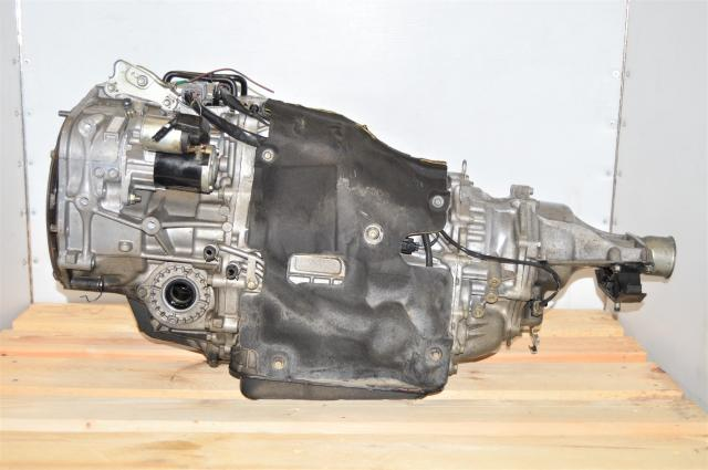 Used JDM Subaru 2009-2012 CVT TR690JDKAA Transmission Swap for Sale