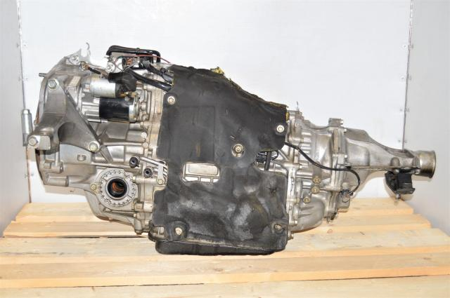 Used JDM Subaru Legacy 2009-2012 2.5L TR690JHBAA Continuously Variable CVT Replacement JDM Transmission for Sale
