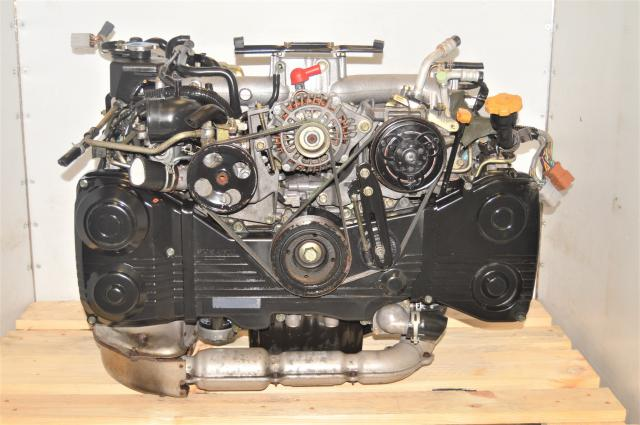 Used JDM Subaru EJ205 Engine for Sale with TF035 Engine Swap for Sale