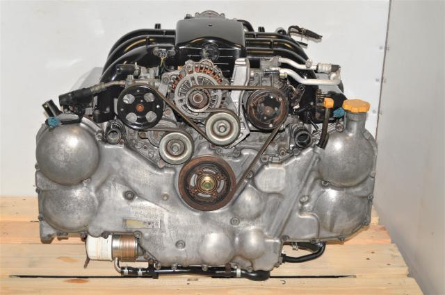 Used Subaru Legacy, Outback, Tribeca EZ30R AVCS Naturally-Aspirated 6-Cylinder 3.0L Engine for Sale