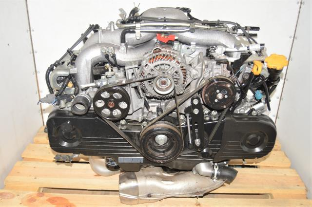 Used SUbaru 2.5L NA EJ253 AVLS 2006-2008 Impreza RS / TS, Forester & Legacy Non-Turbo Engine with EGR