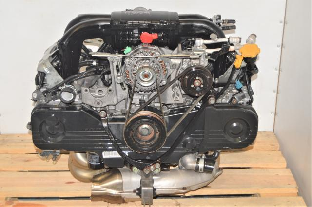 Used Subaru EJ253 SOHC 2.5L Impreza Naturally-Aspirated AVLS Non-Turbo Mortor for Sale 06-08