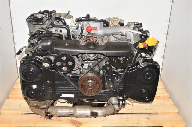 Used WRX 2002-2005 EJ205 2.0L AVCS JDM DOHC Engine for Sale with TD04