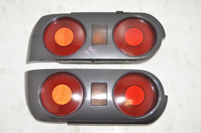Used JDM Nissan R32 GTR Left & Right Rear Tail Lights for Sale