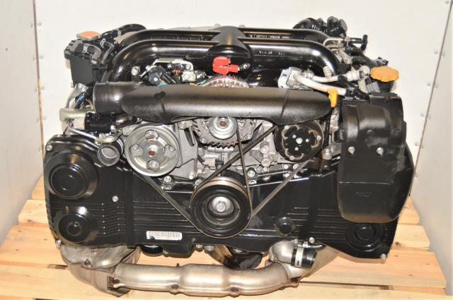 Used Single-AVCS JDM 2.0L EJ205 Replacement DOHC WRX 2006+ Engine Swap for Sale