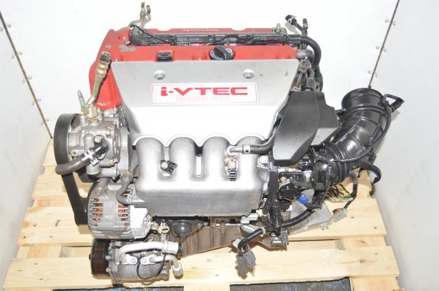 Used Acura RSX 2002-2006 K20A 2.0L DOHC VTEC DC5 Engine Swap for Sale