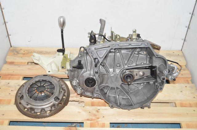 Used JDM Acura RSX 2002-2006 Y2M3 LSD 6-Speed Manual Transmission with Shifter & Clutch Assembly for Sale