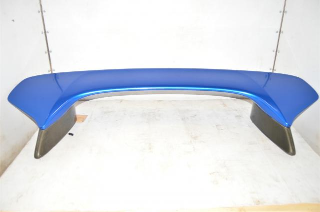 Used JDM GD Impreza WRX WRB Spoiler with Risers for Sale 2002-2007