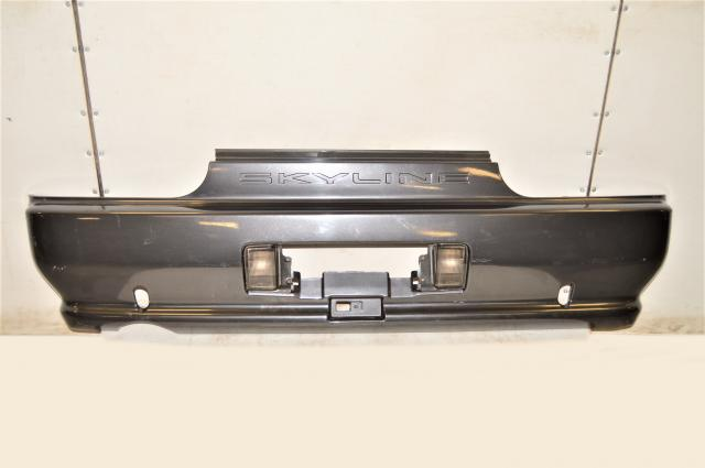Used Nissan Skyline GTR R32 Rear Bumper Cover Assembly for Sale 1989-1994