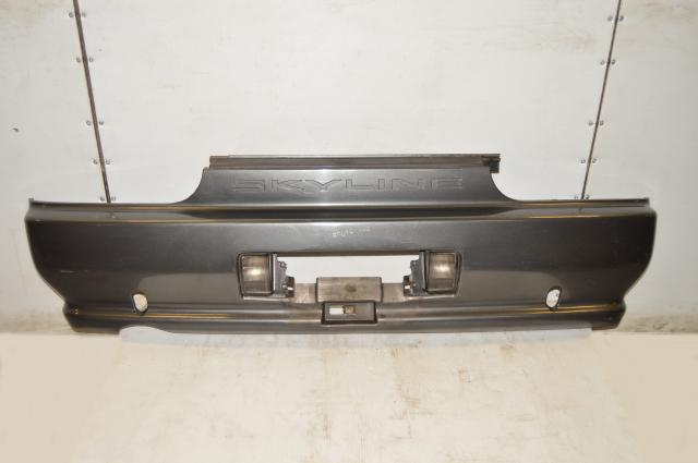 Used Skyline JDM R32 GTR Rear Autobody Bumper Cover Assemby for Sale