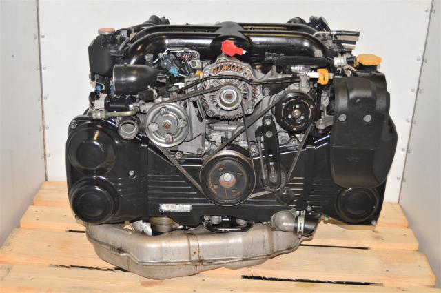 Used JDM Subaru WRX 2008-2014 2.0L Replacement Dual-AVCS EJ20X Engine for Sale