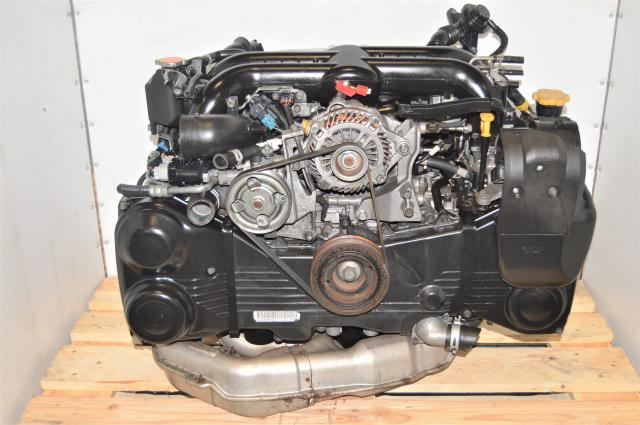 Used JDM Subaru WRX 2008-2014 2.0L Dual-AVCS EJ20X Replacement Engine for Sale