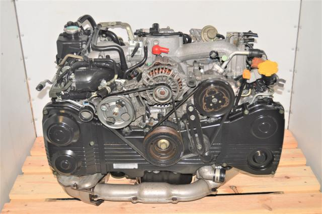 GDA WRX TD04 Turbocharged AVCS EJ205 2002-2005 WRX 2.0L Engine