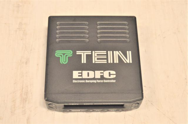Used JDM TEIN EDFC Adjustable Dampening Universal Control Module & Wiring for Sale