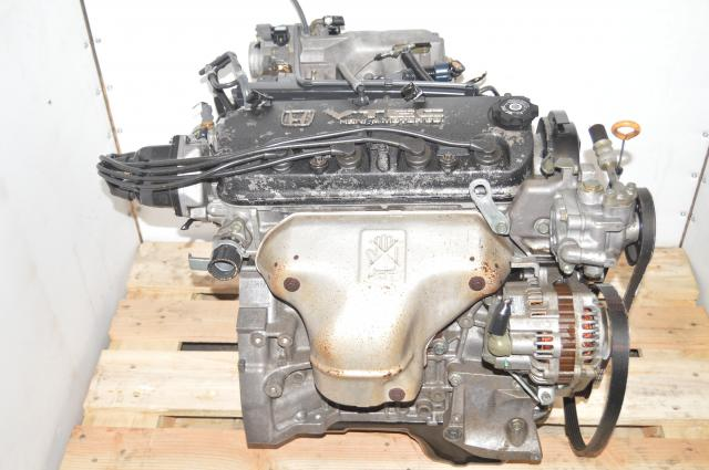 Used Honda Accord 2.3L F23A Replacement VTEC 1998-2002 Engine Swap for Sale