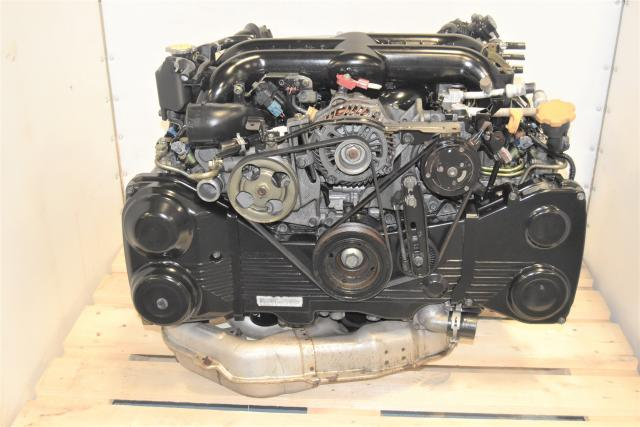 Used EJ20X JDM Legacy GT 2004-2005 Twin Scroll Replacement 2.0L Dual-AVCS Engine for Sale