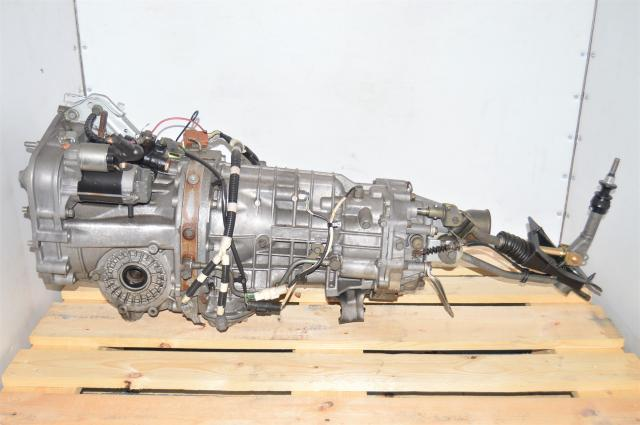Used Subaru Legacy Spec-B 6-Speed TY856WVCAA Transmission for Sale
