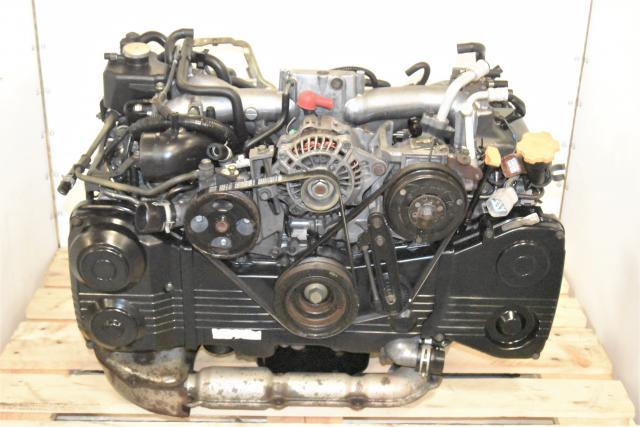 Used TGV Delete EJ205 AVCS 2.0L WRX 2002-2005 GDA Replacement DOHC Engine