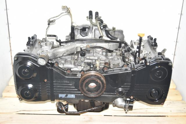 Replacement Long Block EJ205 2.0L DOHC WRX Non-AVCS Engine