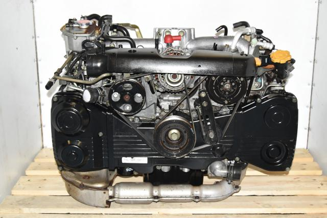 WRX JDM AVCS EJ205 2002-2005 TGV Deleted DOHC Engine Swap for Sale with TF035 Turbo
