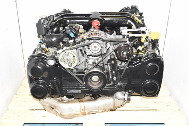 Used Replacement EJ20X 2.0L Legacy GT 2004-2005 Twin Scroll Dual-AVCS Engine
