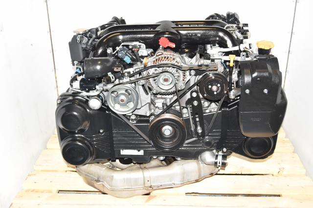 EJ20X JDM WRX 2008-2014 Replacement Dual AVCS EJ20X 2.0L Engine
