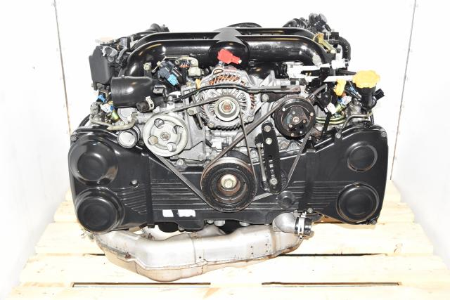Used Subaru EJ20X Tin Scroll Legacy GT 2004-2005 2.0L Replacement Dual-AVCS Engine