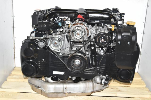Used Subaru Replacement EJ20X 2.0L Dual AVCS Twin Scroll Turbocharged 2008-2014 WRX Engine