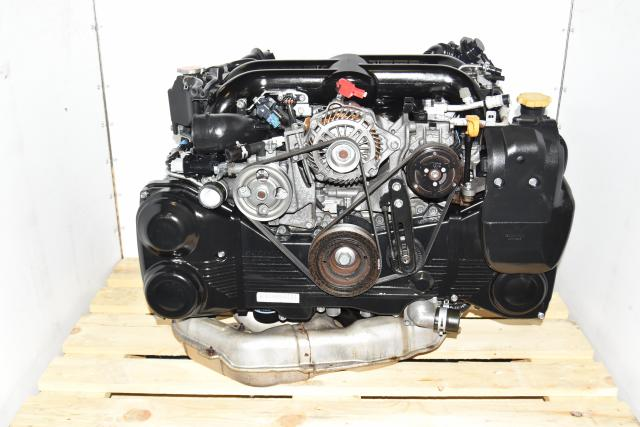 Used Subaru Twin Scroll WRX 2008-2014 Replacement EJ20X JDM 2.0L Dual AVCS Engine