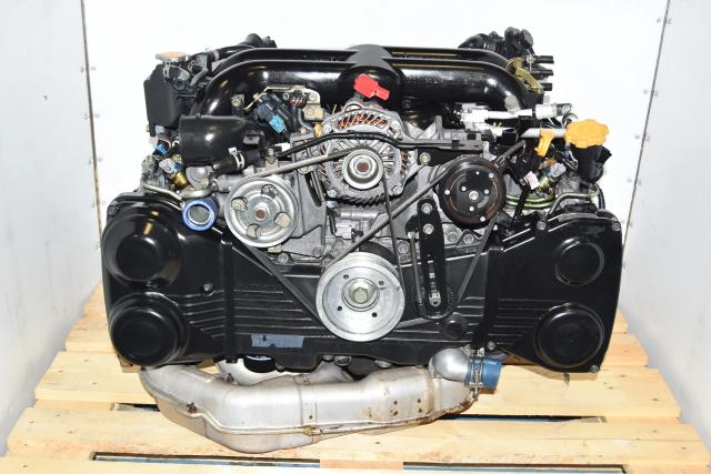 Used Legacy GT JDM 2004-2005 Replacement 2.0L EJ20X Twin Scroll 2.0L Engine for Sale