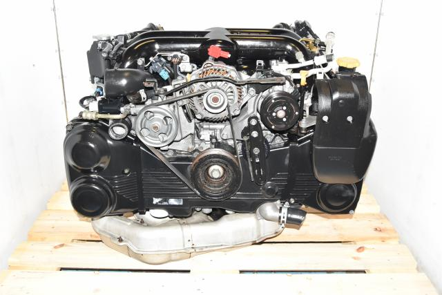 Replacement JDM Dual-AVCS Twin Scroll EJ20X 2.0L DOHC WRX 2008-2014 Engine for Sale