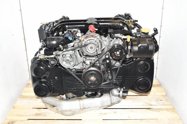 Used SUbaru WRX 2008-2014 Replacement EJ20X 2.0L Dual AVCS DOHC Twin Scroll Engine
